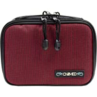ChillMED Type 1 Diabetic Organizer Travel Kit | Insulin Cooler Bag with Ice Pack for Traveling & Everyday Use - Red
