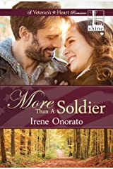 More than a Soldier (A Veteran's Heart Book 2) Kindle Edition