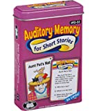 Super Duper Publications   Auditory Memory for Short Stories Fun Deck   Listening Comprehension Flash Cards   Educational Learning Materials for Children