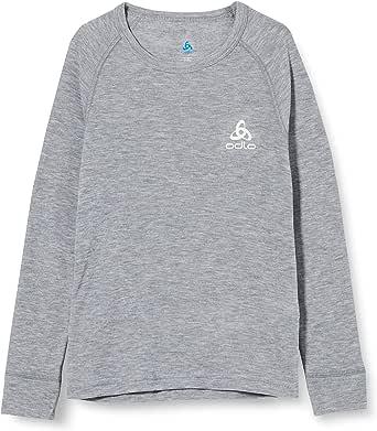 Odlo Long Sleeve Crew Neck Warm Camiseta Bebé-Niños