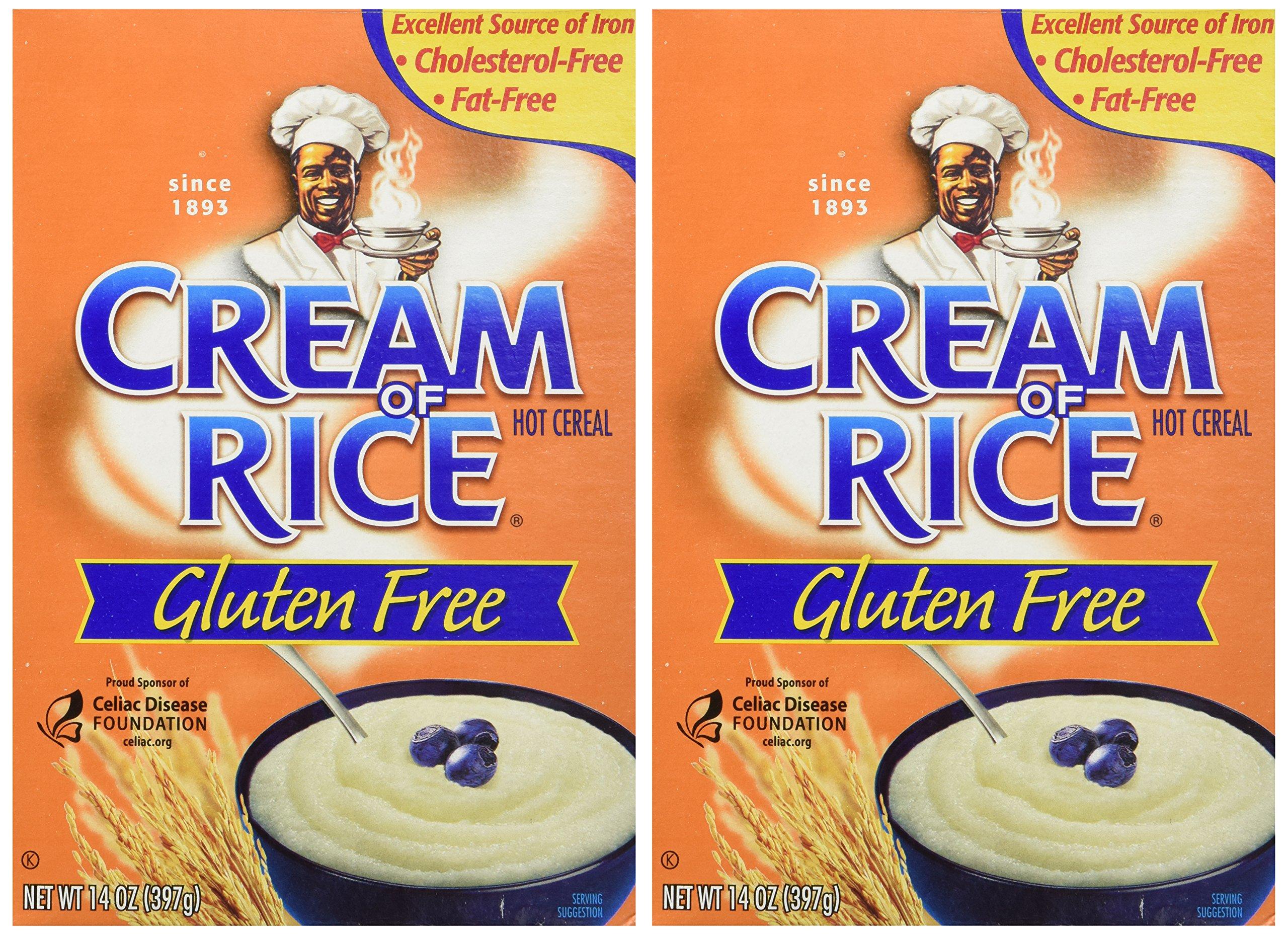 Cream of Rice Nabisco Cream Of Rice, 14 OZ(Pack of 2) by Cream of Rice