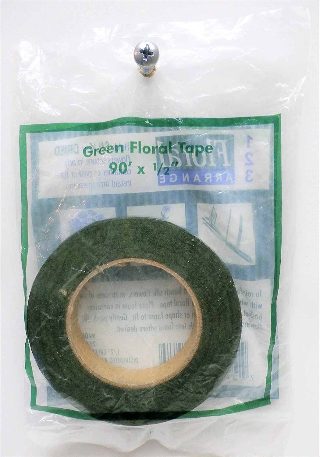 Amazon.com: Green Floral Tape 1/2 X 90: Home & Kitchen