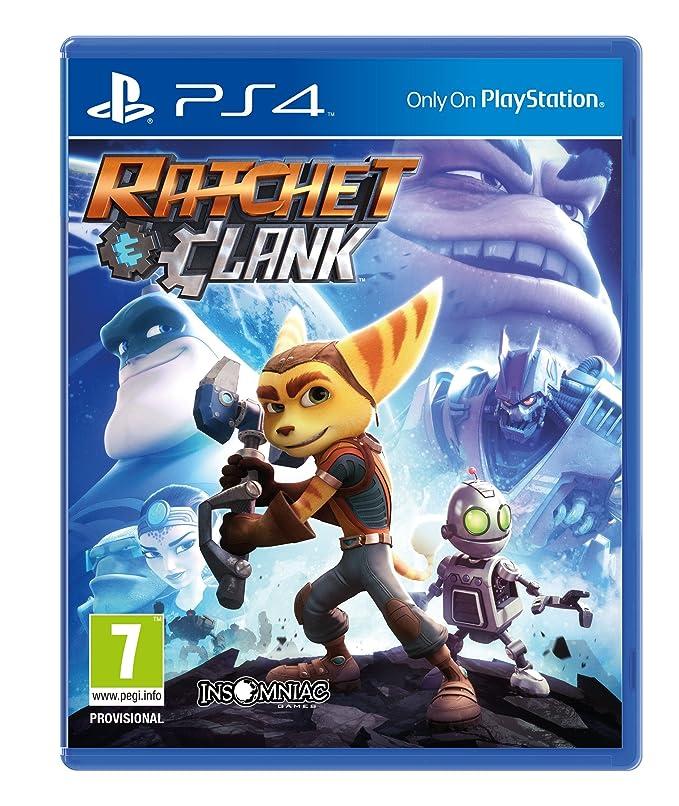 2 opinioni per Ratchet and Clank- PlayStation 4- [Edizione: Regno Unito]
