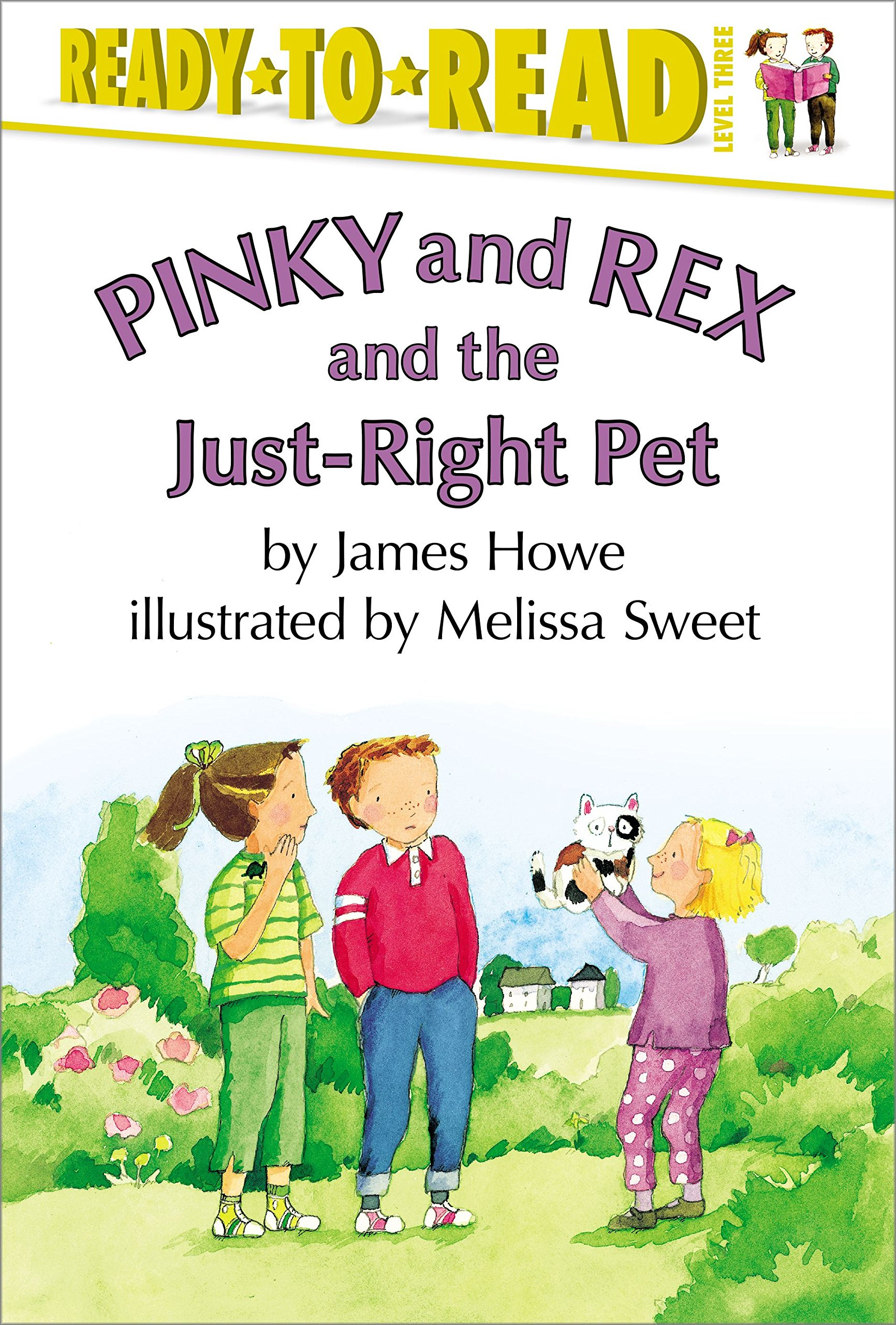 Download Pinky and Rex and the Just-Right Pet (Pinky & Rex) ebook