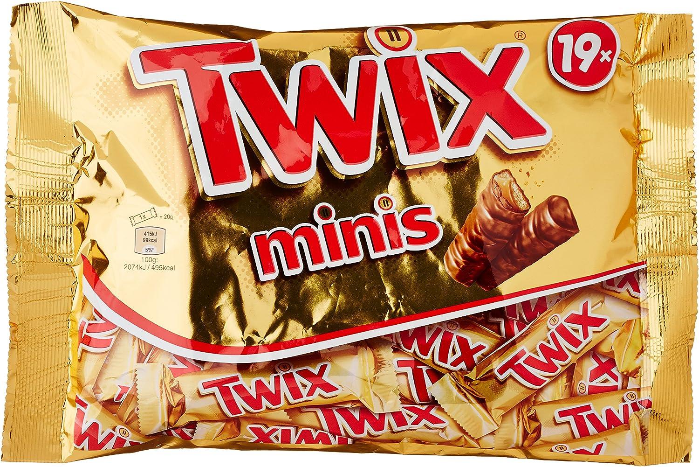 Twix Minis: Amazon.es: Alimentación y bebidas