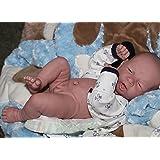 AWW! BABY BOY FLYING HIGH! Preemie Life Like Reborn Pacifier Doll + Extras