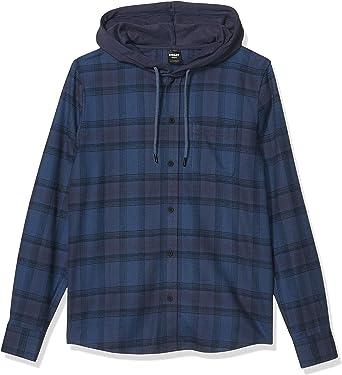 Oakley Icon - Sudadera con capucha para hombre - 100% algodón - Camisa de franela para hombre - Sudadera con capucha: Amazon.es: Ropa y accesorios
