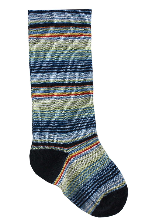 Striscia classica Colore:Marine 9-12 mesi Taglia: 74 cm Weri Spezials Calzamaglia per Neonati e Bambini