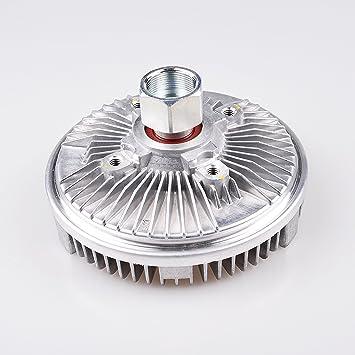 Cooling Fan Clutch for Ford E-350 Econoline Club Wagon F Series Super Duty F-150