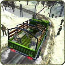 US Army Transport: Military Transport Truck 3D