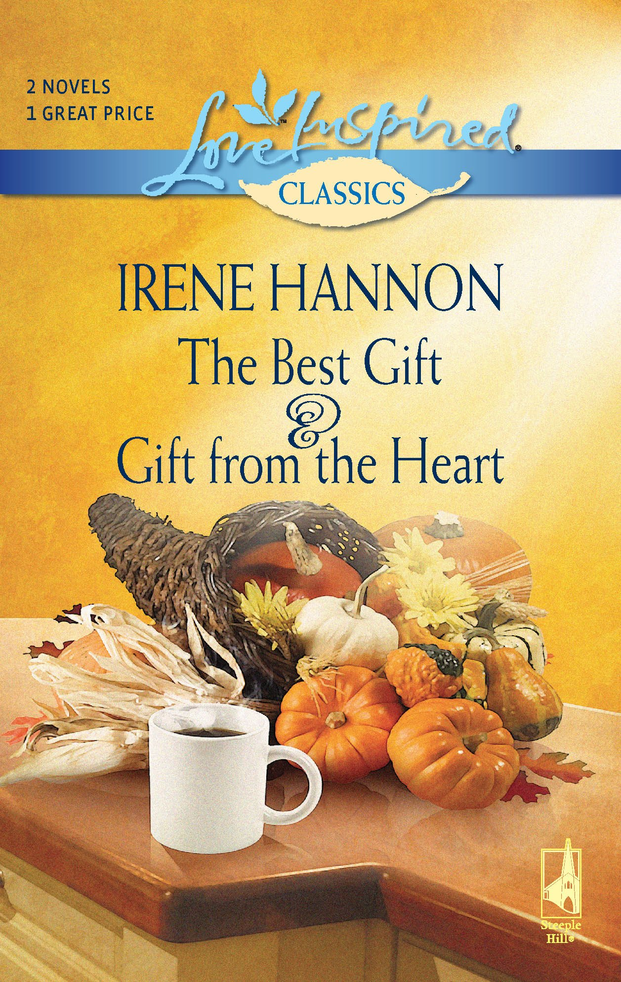 The Best Gift and Gift from the Heart: An Anthology (Love Inspired Classics) pdf