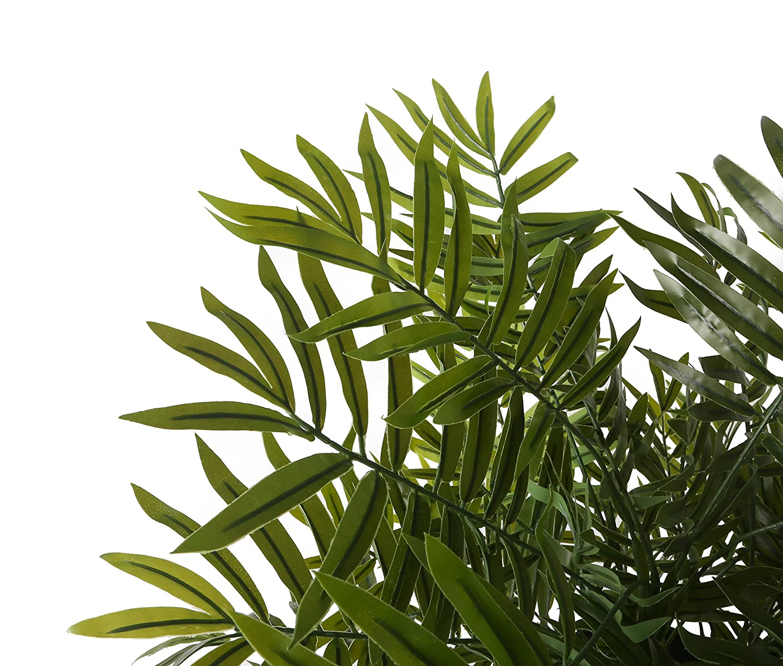 Seta Artificiale Impianti e Albero Gamma Closer to Nature Artificiale 2ft 5Bamboo Palm Tree