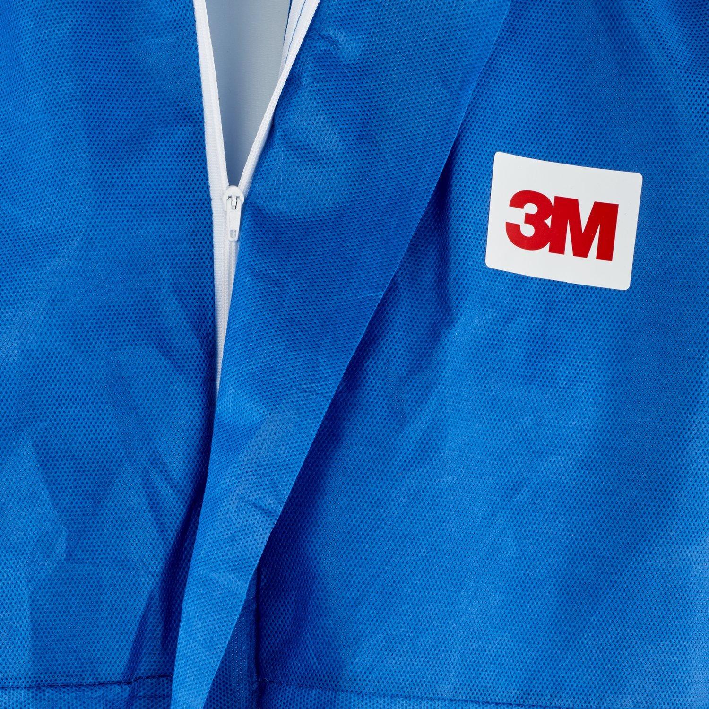 3M/™ 4515 Indumento di protezione 5//6 taglia 2XL SMS Polipropilene Arancio