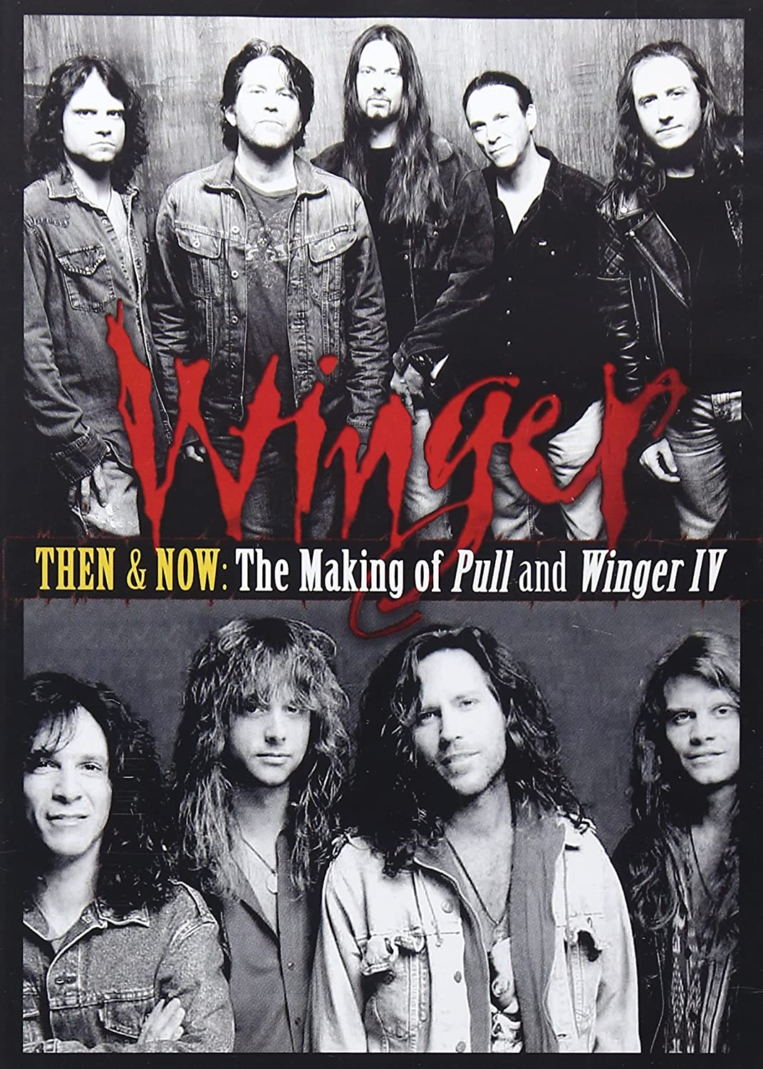 Then & Now: Making of Pull & Winger IV [DVD] [Import] B001TIQULK