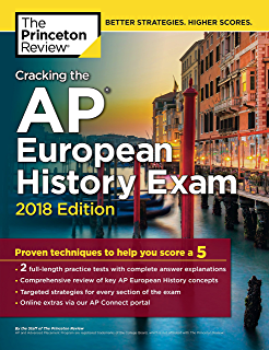 Cracking the AP World History Exam, 2018 Edition: Proven