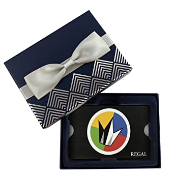 Amazon.com: Regal caja de regalo 50 $: Tarjetas de regalo