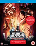 Fullmetal Alchemist Brotherhood Collection One Blu-ray (Episodes 1-35) [Reino Unido] [Blu-ray]