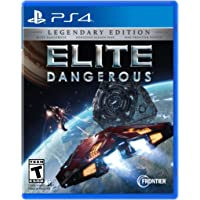 Elite Dangerous Legendary Edition for PlayStation 4 by Frontier Development