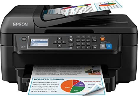 Epson WorkForce WF-2750DWF - Impresora multifunción 4 en 1 ...