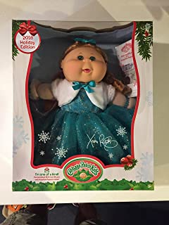 Amazon.com: Cabbage Patch 2016 Holiday Edition: Toys & Games