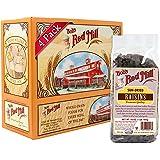 Bob's Red Mill Sun Dried Raisins Unsulphured, 16 Ounce (Pack of 4)