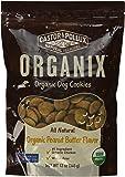 Organix, Organic Dog Treat Cookies Peanut Butter, 12 oz