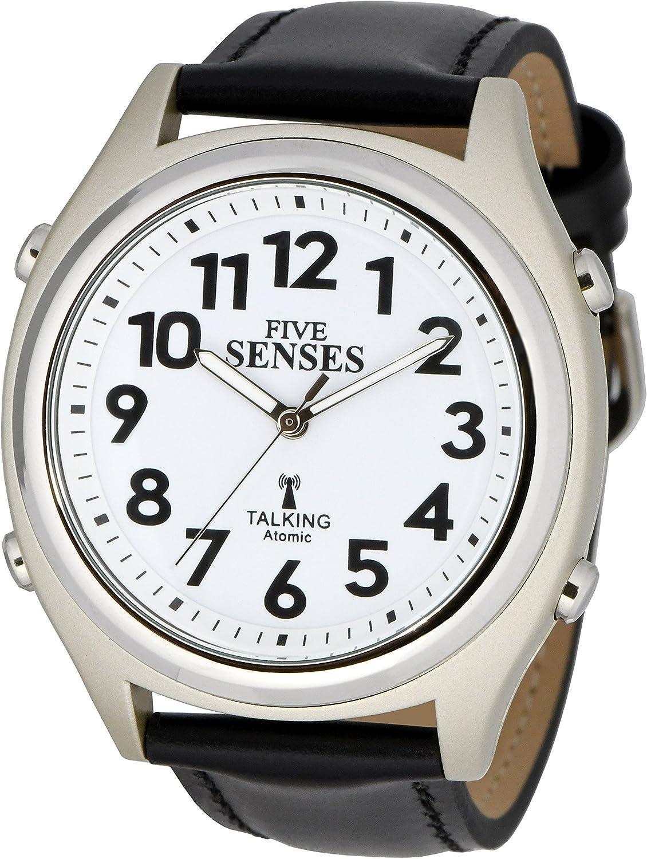 Five Senses Conjuntos de reloj parlante inglés atómico de 5 ...