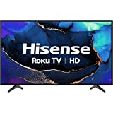 Hisense 32H4G- 32 inch Smart Full Array LED Roku TV with DTS TruSurround, 3HDMI (Canada Model)