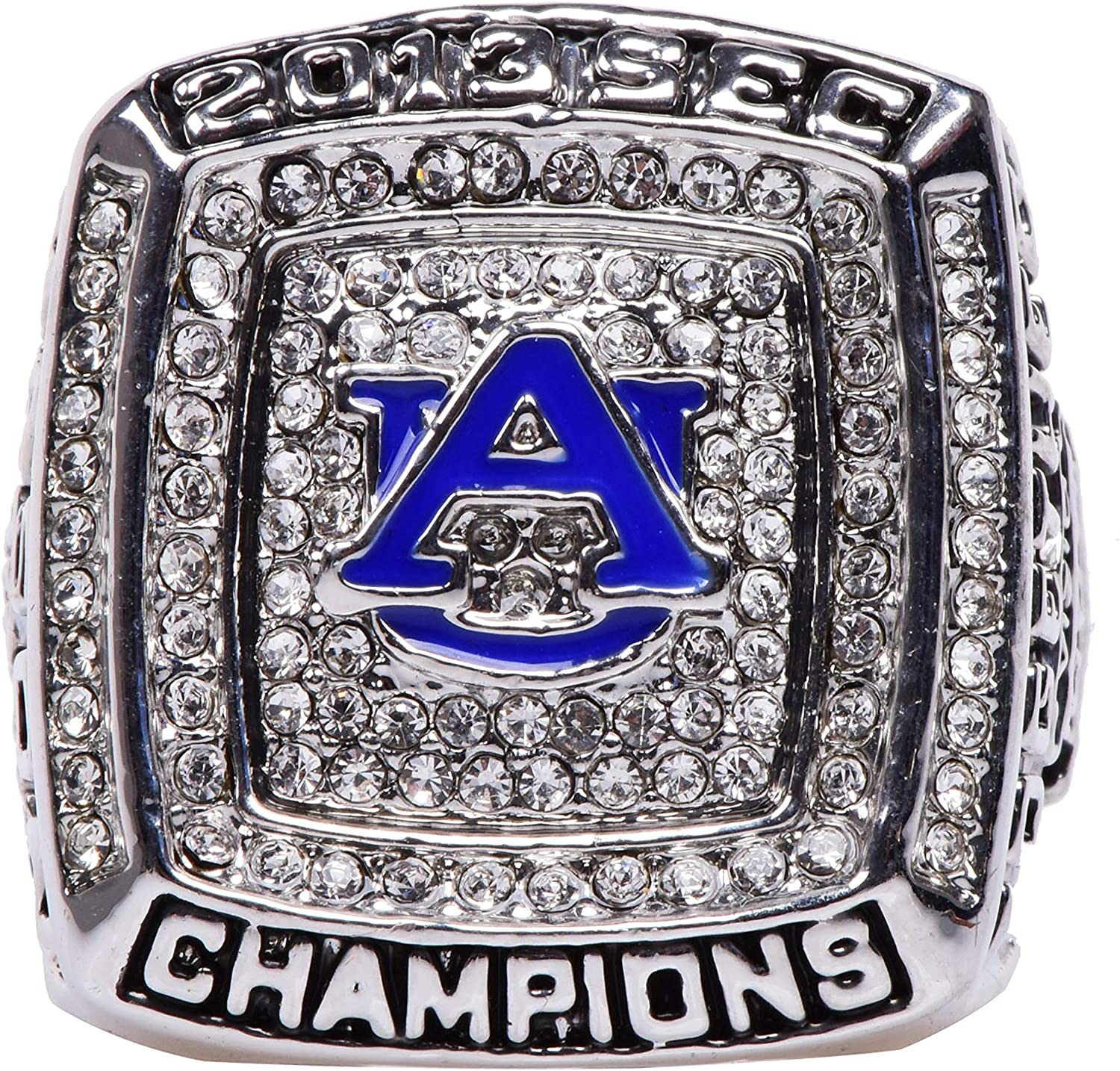 GF-sports store 2013 Auburn Tigers Championship Ring Collectible Jewelry (Without Box)