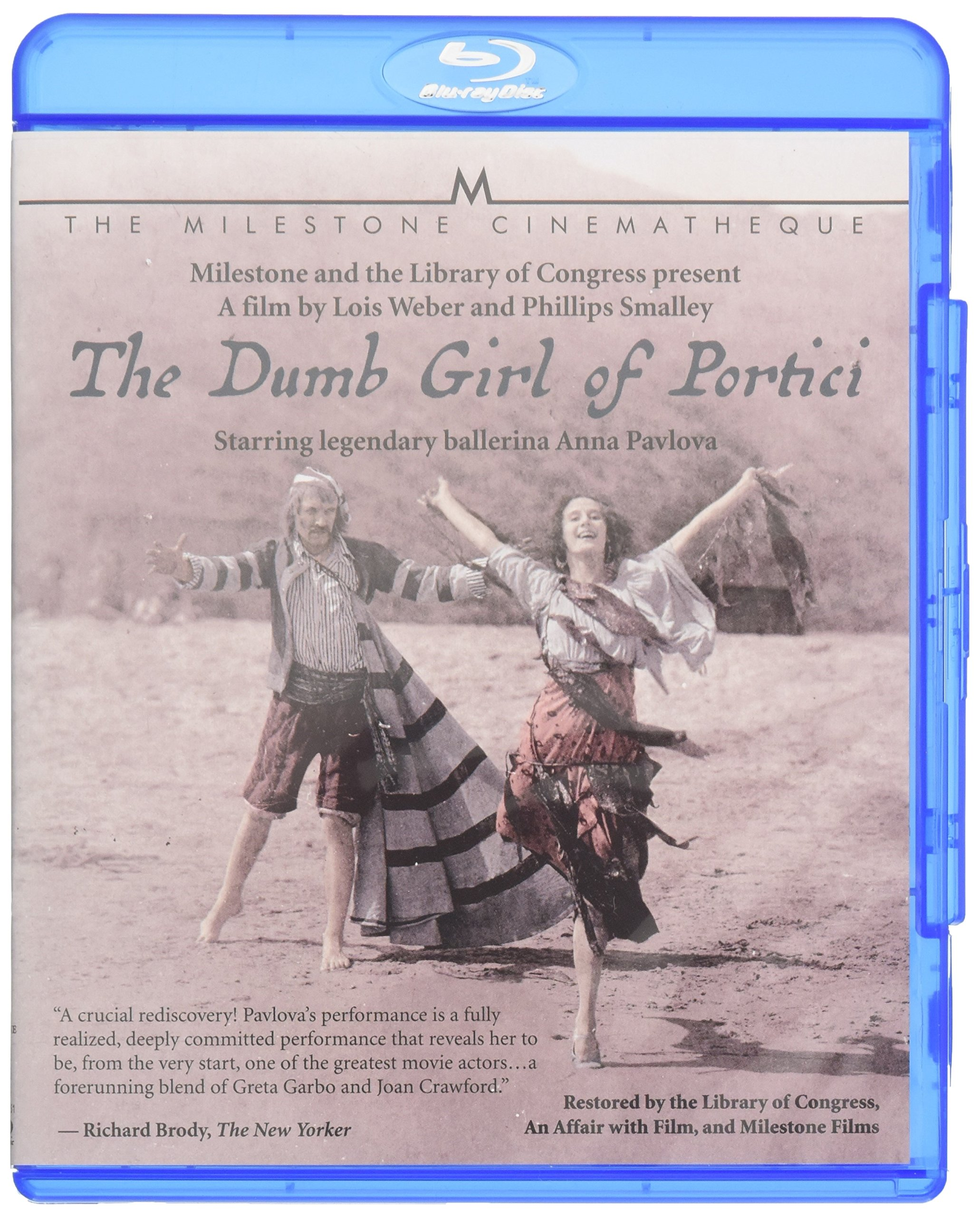 The Dumb Girl Of Portici (Blu-ray)