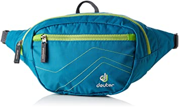 2827262c72f64 Deuter Travel Hip   Waist Bags Belt II Petrol-Kiwi  Amazon.in  Bags ...
