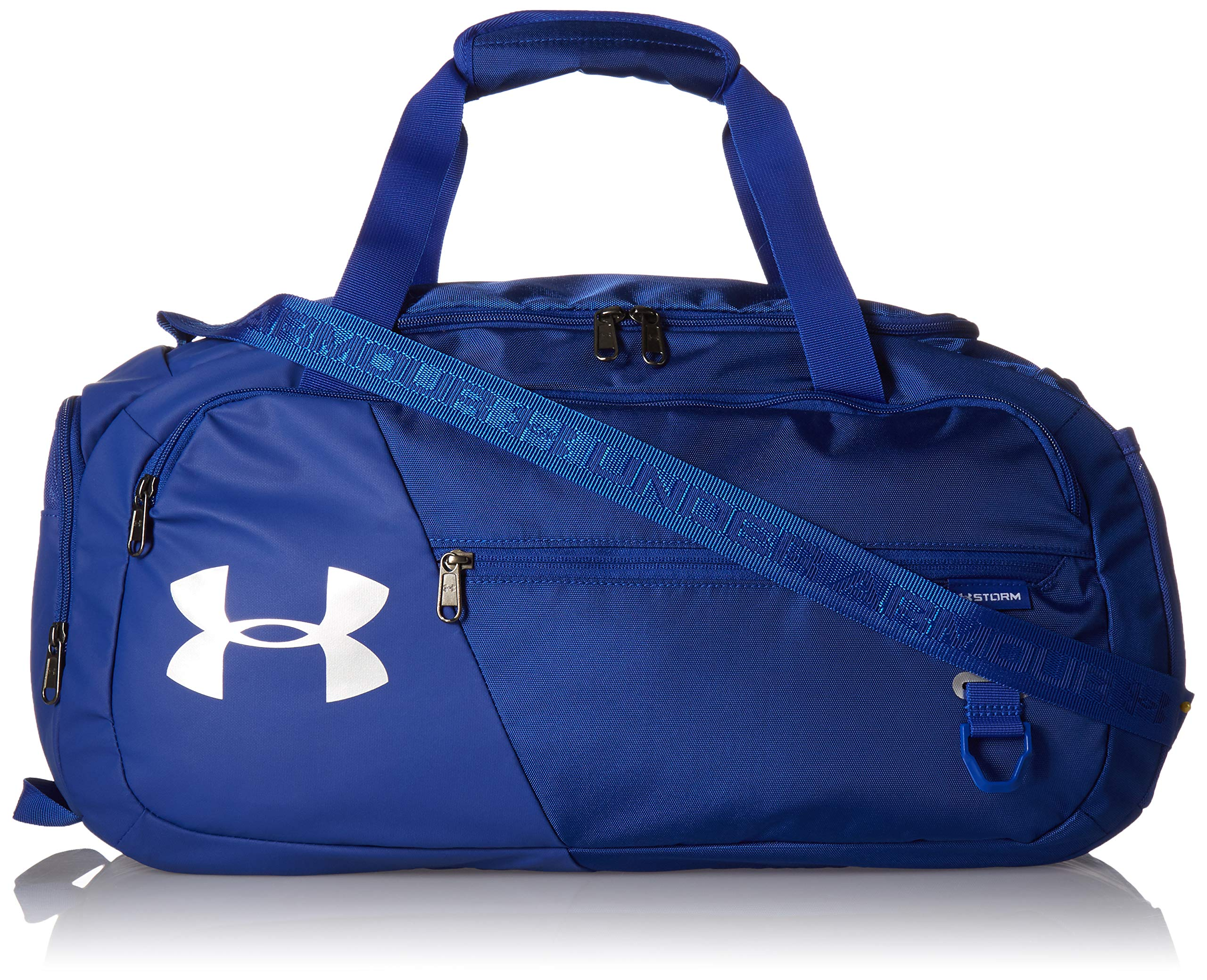 Under Armour Undeniable Duffle 4.0, Royal/Silver, Small