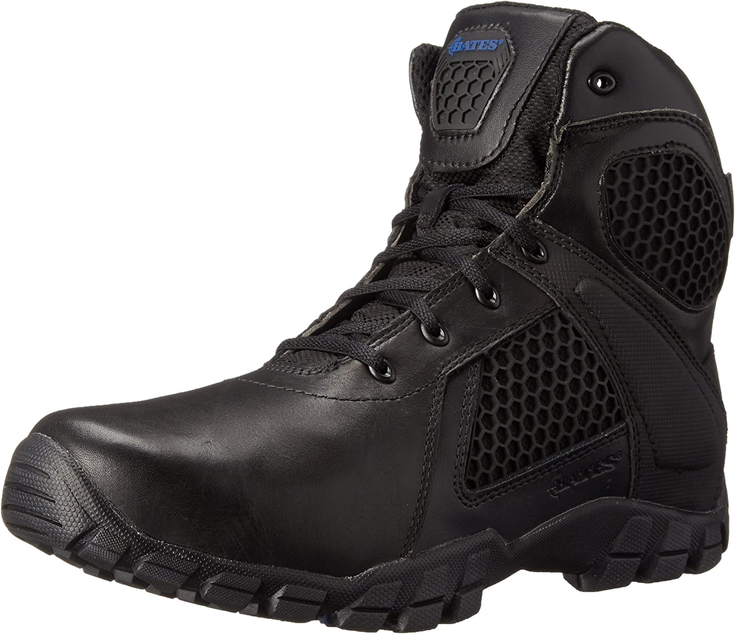 sneakers for cheap super quality various design Amazon.com: Bates Men's 6 Inch Strike Side Zip Waterproof Tactical ...