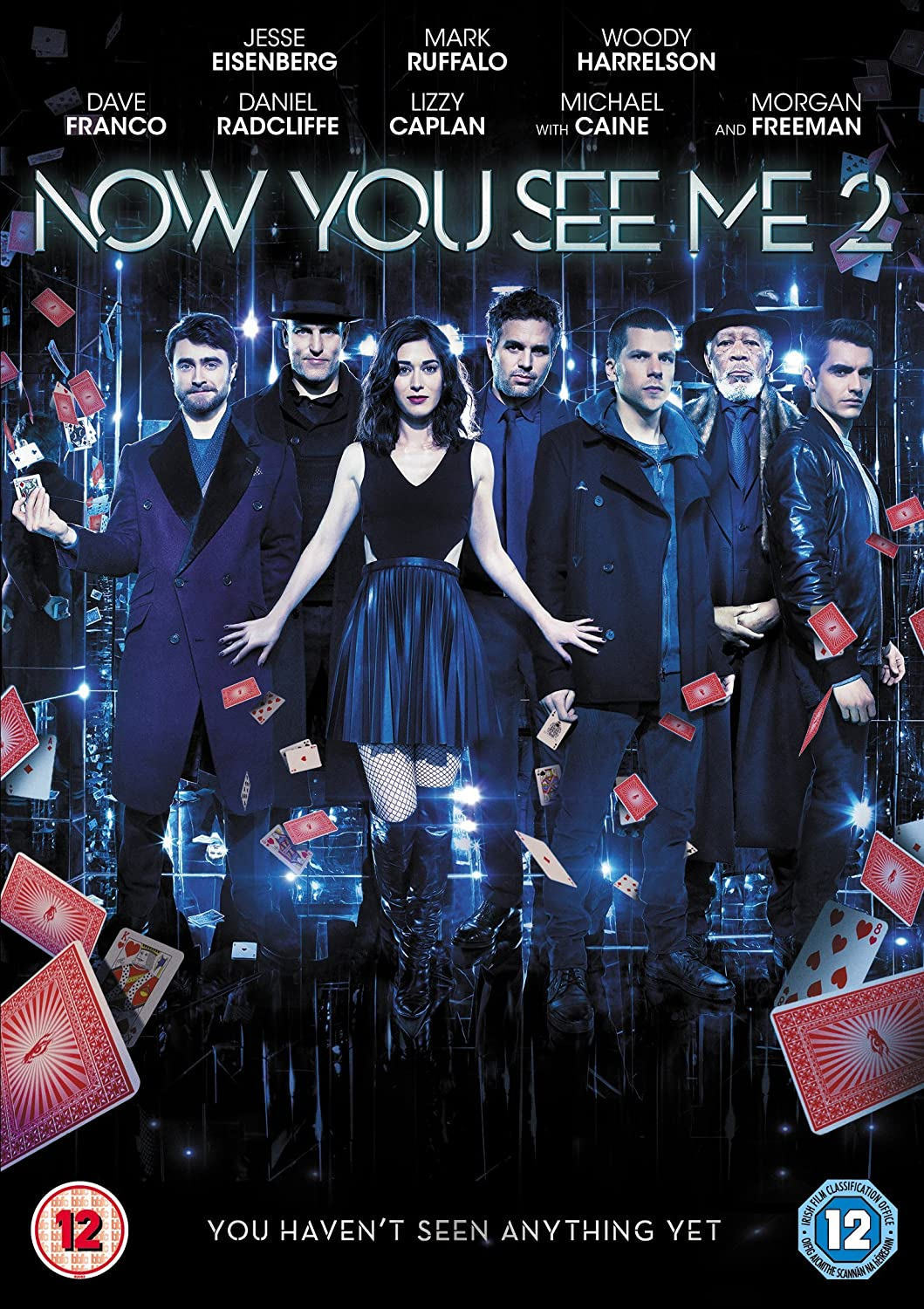 Amazon Com Now You See Me 2 Dvd 2016 Movies Tv