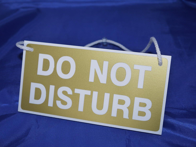 Do Not Disturb/ /Panneau /à suspendre