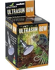 REPTILES PLANET lampe pour reptiles à vapeur de mercure UVA UVB Ultrasun 80w