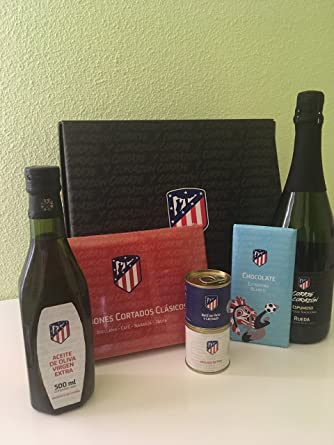 Gourmet Box Atlético de Madrid