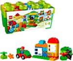 LEGO DUPLO All-in-One-Box-of-Fun Building Kit 10572 Open Ended Toy for Imaginative