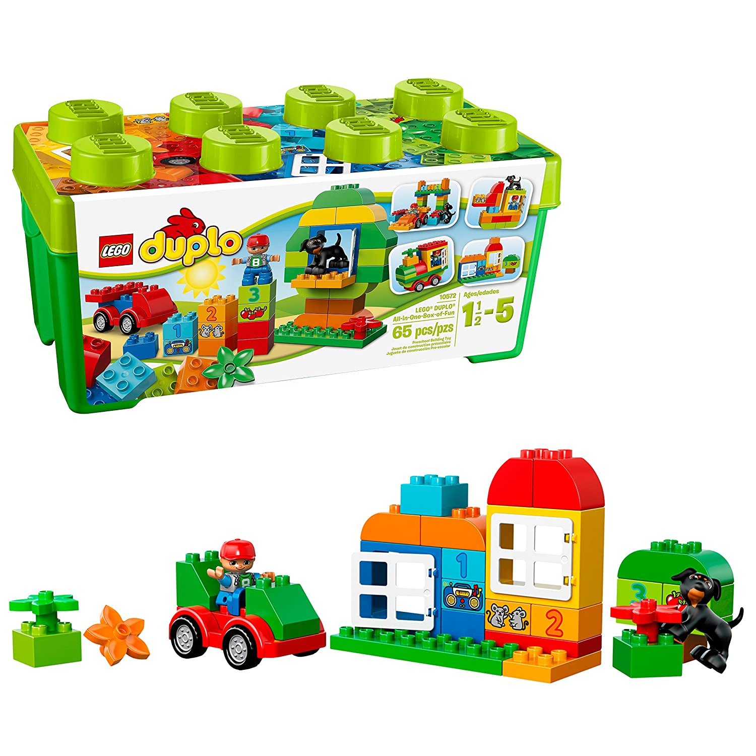 Top 9 Best Lego Duplo Sets Reviews in 2019 3