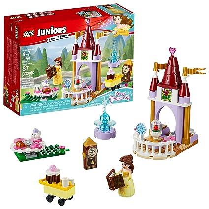 LEGO Juniors Belle'S Story Time 10762 Building Kit (87 Piece), Multicolor
