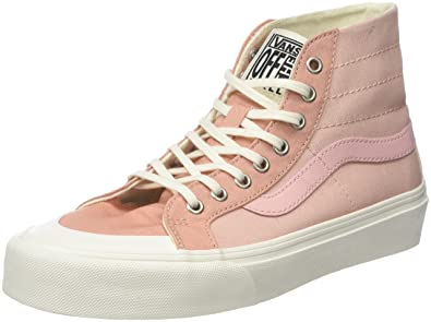 073d8740bd Vans Unisex Adults  SK8-Hi 138 Decon SF Hi-Top Trainers