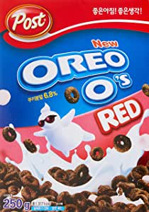 Post oreo o`s red strawberry flavour, 270g