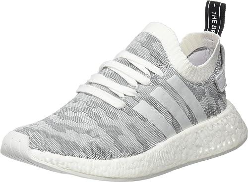 Herren Schuhe sneakers adidas Originals NMD_R2 Primeknit