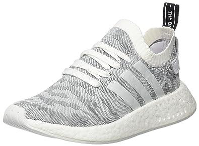 adidas NMD EU 13 R2 SneakerWeiß Primeknit Black39 Damen Whitecore Footwear FcTlKJ1