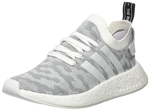Adidas NMD_r2 PK W, Zapatillas de Deporte para Mujer: Amazon.es: Zapatos y complementos