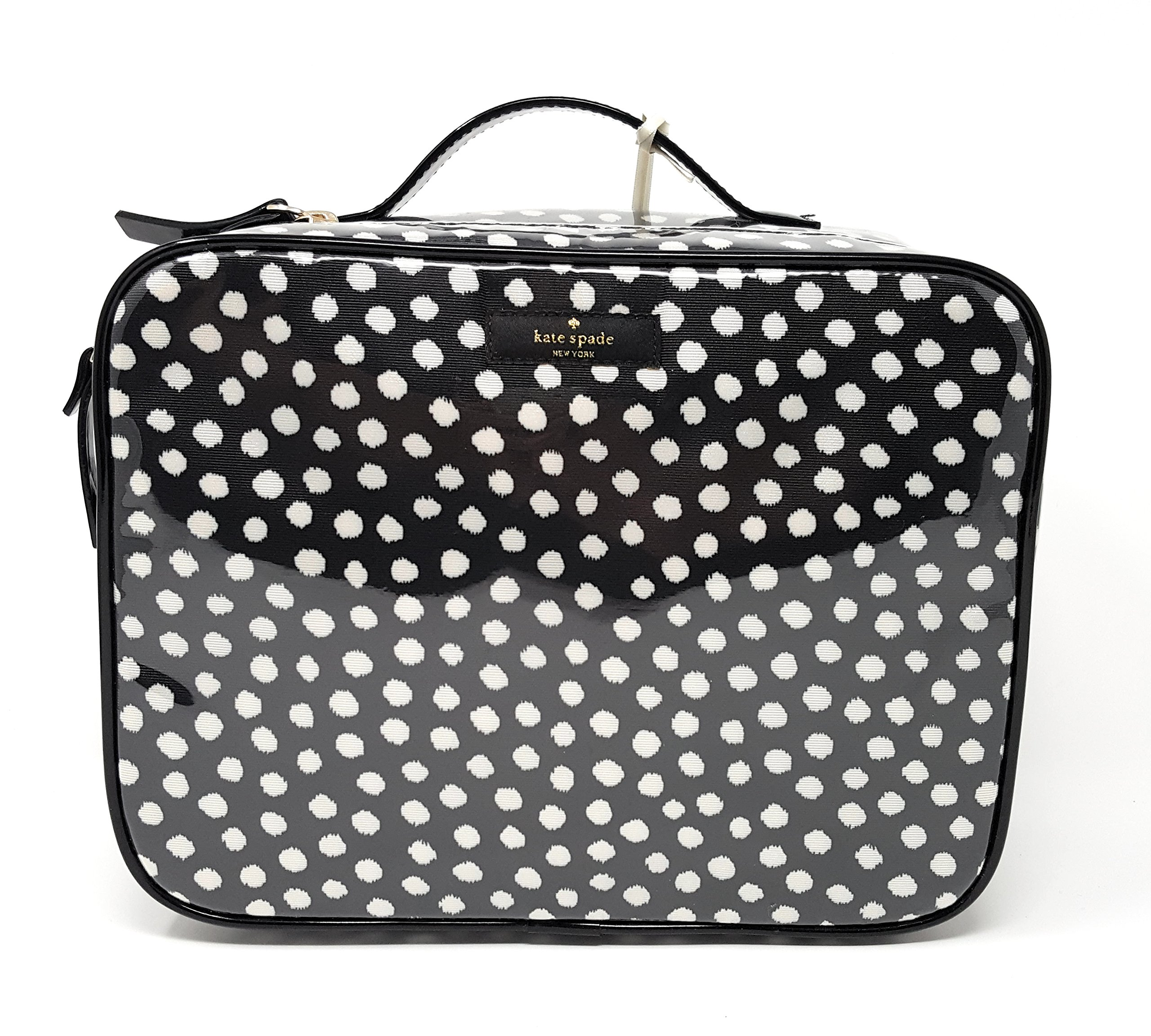 Kate Spade New York Brook Place Martie Multi-Compartment Cosmetics Travel Case by Kate Spade New York