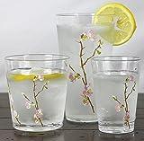 Corelle Coordinates Cherry Blossom 19-Ounce Acrylic