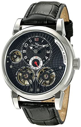 Lucien Piccard Cosmo Automatic Men S Watch Lp 15071 01