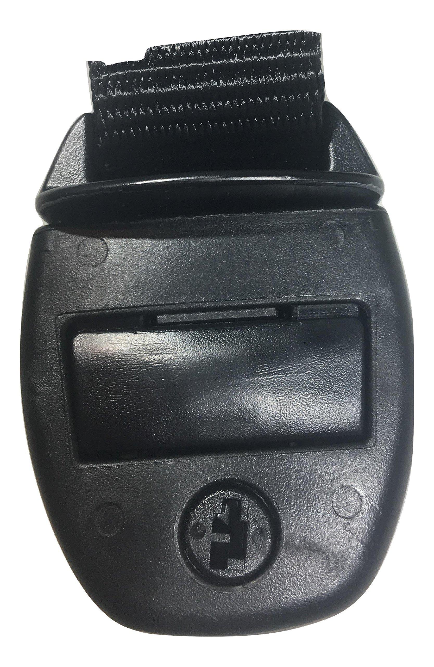 RatchetStrap.Com Nexus Locking Center Release Spa Hot Tub Cover Adjustable Wind Straps Black 8 Ft.