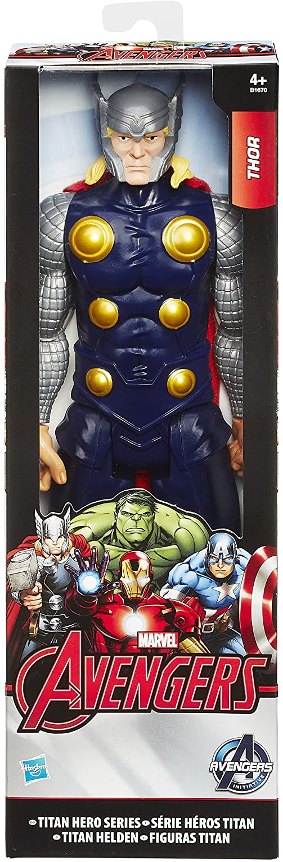 Marvel Avengers - Titan Thor, playset (Hasbro B1670)